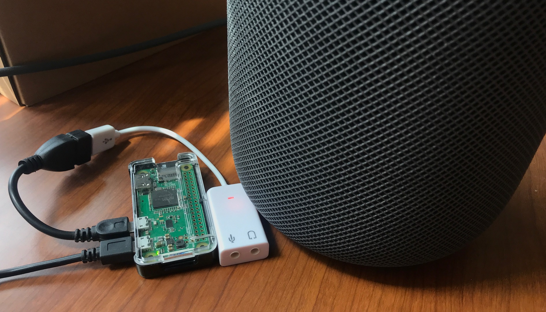 BabelPod with HomePod